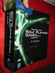 Programming Role Playing Games with Dire...    【详见图】,附光盘