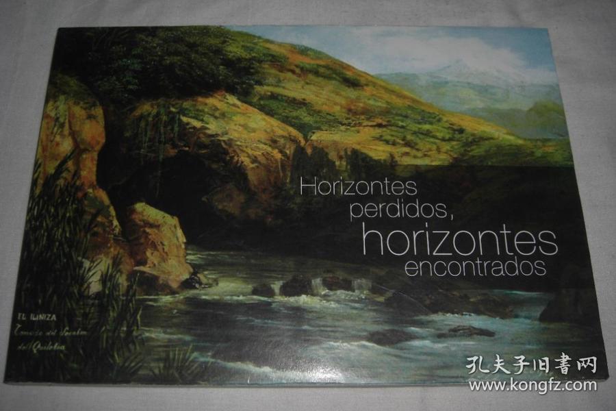 Horizontes perdidos,horizontes encontrados