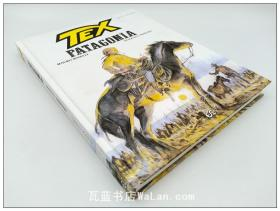Tex: Patagonia (white cover) 欧美漫画英文原版