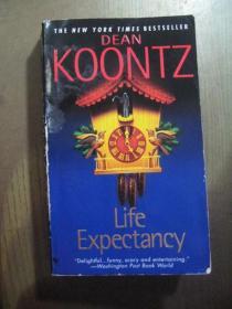 DEAN KOONTZ LIFE EXPECTANCY