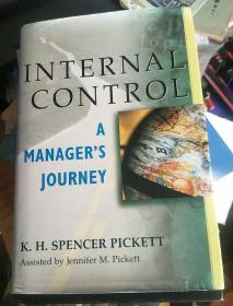 英文原版---INTERNAL CONTROL A MANAGERS JOURNEY(精装)内部控制:管理者之旅