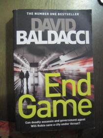 DAVID BALDACCI END GAME