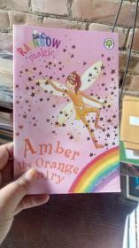 Amber the Orange Fairy