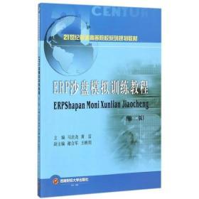 ERP沙盘模拟训练教程 (第二版)