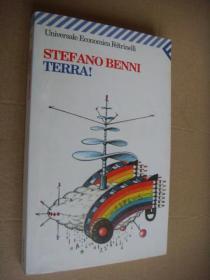 意大利语原版 STEFANO BENNI:TERRA!