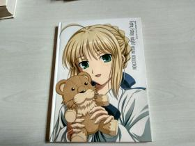 Fate/stay night VISUAL COLLECTION (日文原版彩色画集)