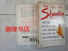 The Art of Shaolin Kung Fu