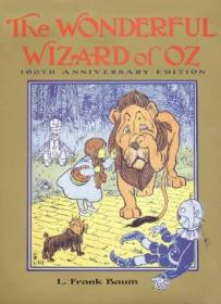 The Wonderful Wizard of Oz (Books of Wonder)[绿野仙踪]