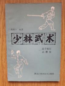 少林武术: 连手短打 达磨杖