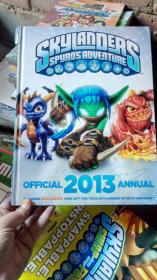 Skylanders. Official 2013 annual Spyros adventure.