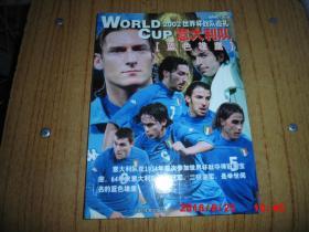 世界杯系列 4 :2002世界杯战队 ——意大利队【蓝色雄鹰】