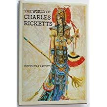 藏家必备工具书:The world of Charles Ricketts 理查德的世界