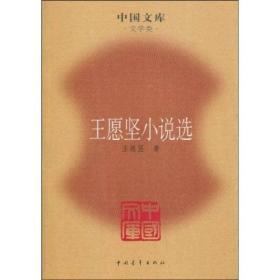 王愿坚小说选——中国文库