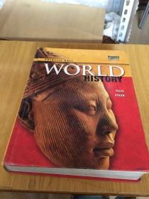 PRENTICE HALL WORLD HISTORY ELLIS ESLER(普伦蒂斯·霍尔世界历史.原版英文)