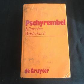 pschyrembel klinisches worterbuch