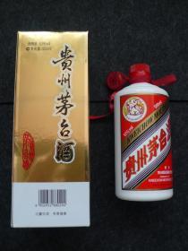16年飞天茅台酒瓶(53度500ml带盒带酒杯)