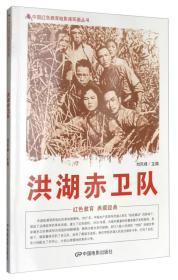 中国红色教育电影连环画-洪湖赤卫队(单色)