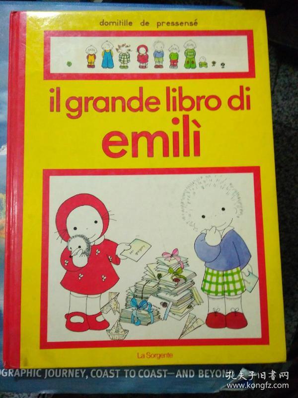 IL GRANDE LIBRO DI EMILI