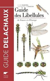 Field Guide to the Dragonflies of Britain and Europe Co-Ed Niestle