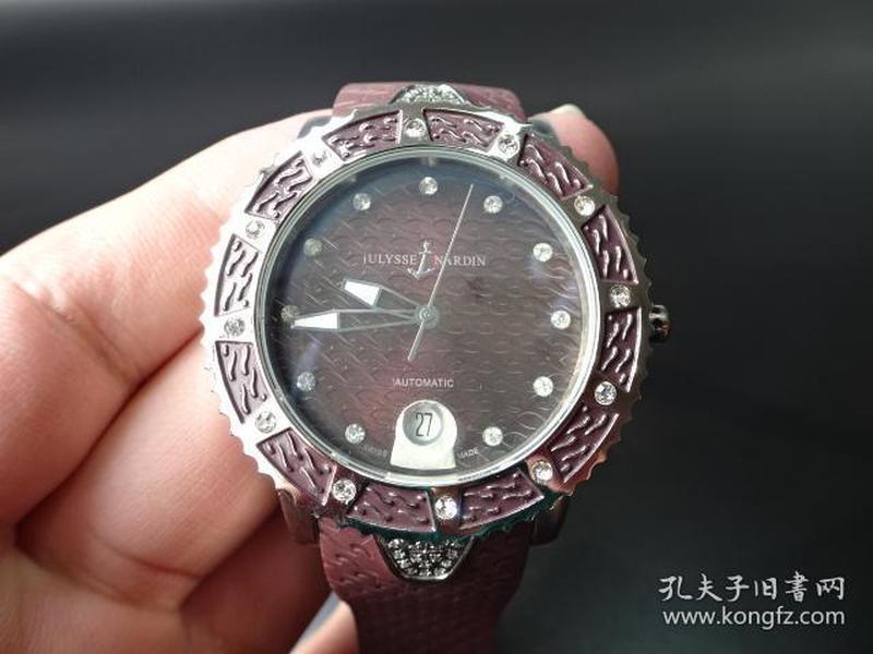 雅典女手表