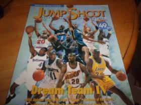 JUMP SHOOT 篮球刊物 49/97--夹大海报