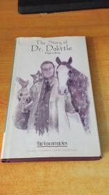 The Story of Dr. Dolittle(杜立德博士的故事)英文原版 精装
