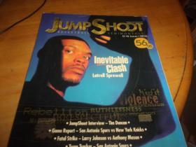 JUMP SHOOT 篮球刊物 56/98--夹大海报
