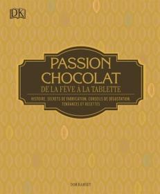 DK出版的激情巧克力 Passion chocolat 法文原版 法语版