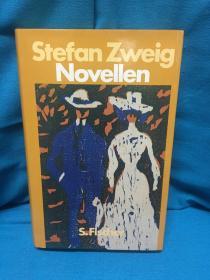 Stefan Zweig Novellen【斯蒂芬茨威格短篇小说】