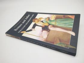 罗密欧与朱丽叶 四大悲剧  William Shakspeare(莎士比亚) Romeo and Juliet (Wordsworth Classics)英文原版