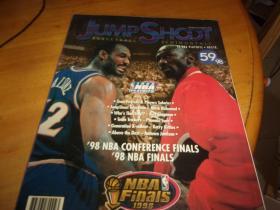JUMP SHOOT 篮球刊物 59/98--夹大海报