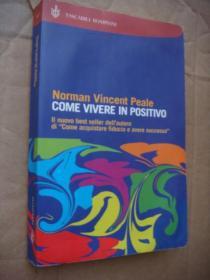 COME VIVERE IN POSITIVO  意大利语原版