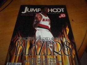 JUMP SHOOT 篮球刊物 83/00--夹大海报