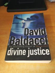 David Baldacci divine justice(原版英文)