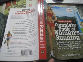 Runners World Complete Book Of Womens Running