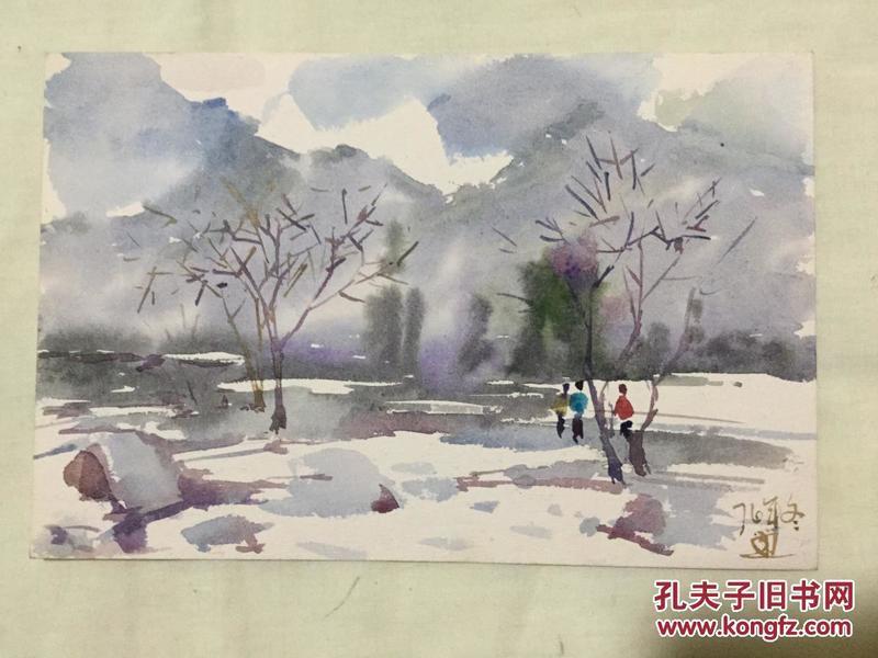 74年《冬雪》
