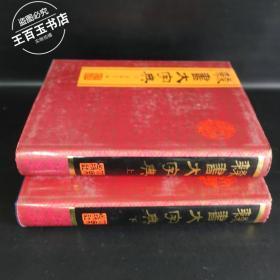 隶书大字典(上下)/中国书法大字典系列丛书