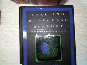 CELL AND MOLECULAR BIOLLGY      附光盘