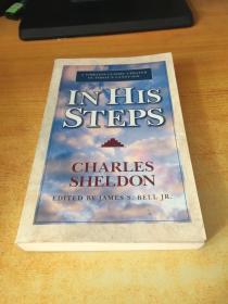 IN HIS STEPS CHARLES SHELDON(在他的脚步中.原版英文)