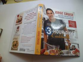 The 3-Hour Diet (TM) Cookbook 3小时饮食食谱【精装】