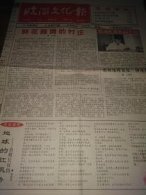 《临淄文化报》2006年11月20日(总第77期)