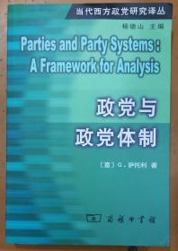 政党与政党体制