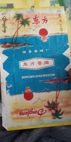 梅县烟标,客家文化,东方香烟