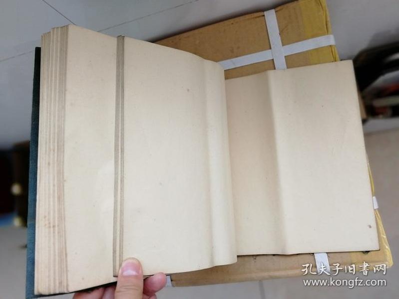 清代——手抄本白纸书
