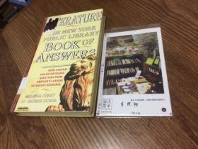 英文原版   Literature  : the New York Public Library book of Answers 文学:纽约公共图书馆的答案书【存于溪木素年书店】