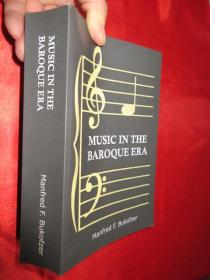 Music In The Baroque Era - From Monteverdi To Bach      【详见图】