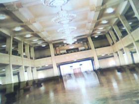 教学挂图 雄伟的人民大会堂[三]中央大厅 4开
