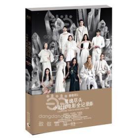灵魂尽头——小时代电影全记录Ⅲ(平装版)