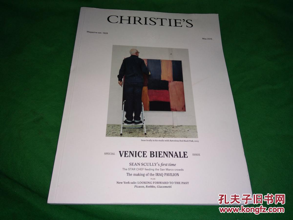 christies佳士得2015veniceiennale威尼斯双年展