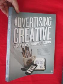 Advertising Creative: Strategy, Copy, an...        【详见图】